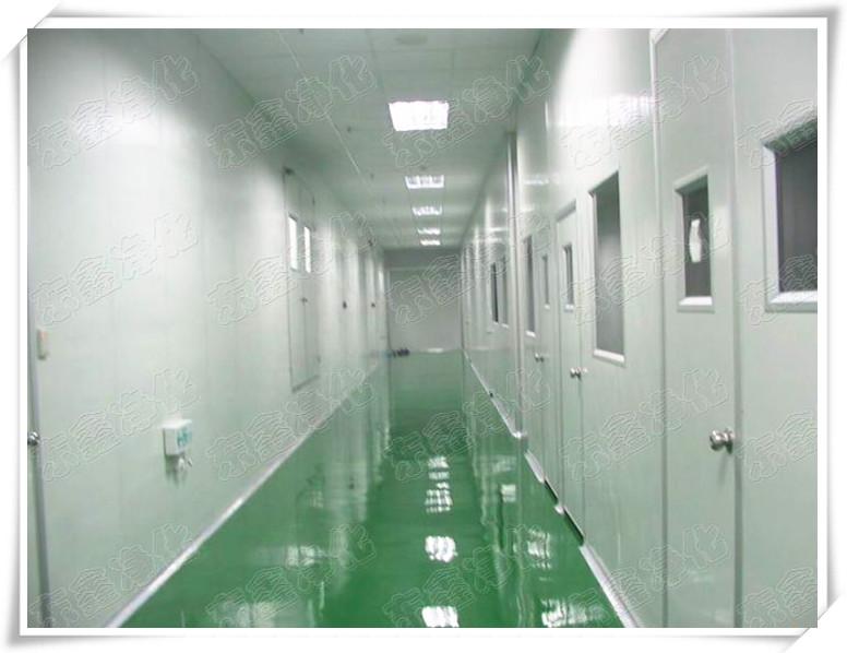 广东生物制药洁净车间