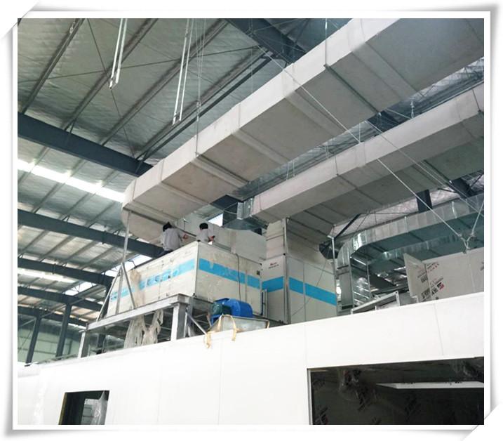 净化工程空调风管系统